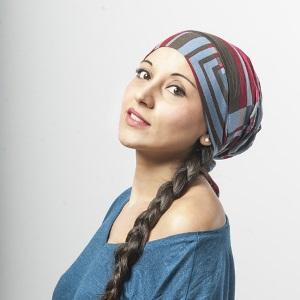 top design piuttosto carino qualità stabile Turbanti, bandane e cappellini per chemioterapia e alopecia Roma